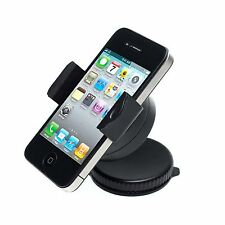 Rotating Car WindShield Dashboard Mobile Phone Mount Holder Stand for iPhone GPS