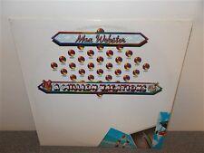 * Max Webster . Kim Mitchell . A Million Vacations . Anthem Near Mint . LP