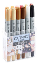 Copic Ciao 12 Marker Set - Skin Tone Set