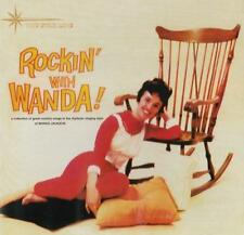 Wanda Jackson - Rockin' with Wanda ! ( CD ) NEW / SEALED