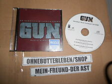 CD Metal Gun - No Substitute / Lost&Found (3 Song) Promo EAR MUSIC