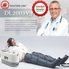 Sale [DOCTOR LIFE] Air Compression Therapy System 110V DL2003V3 (M L XL XXL)