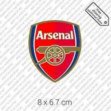FC Arsenal logo sticker UK football soccer car bumper decal