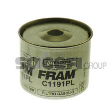 Fram C1191PL LCV Fuel Petrol Filter 24.360.00 KX23 P9161X FT4788