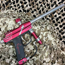 NEW Azodin Blitz Evo Electronic Paintball Gun Marker - Red/Silver (Spiderman)