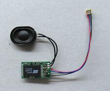 Piko 56195 Soundmodul und Lautsprecher für E-Triebzüge BR 440, BR 442 Spur H0