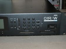 KORG 01W RACK SYNTHESIZER MODULE