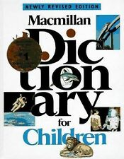 Macmillan Dictionary for Children, Revised