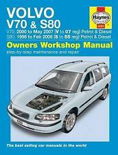 Volvo V70 & S80 Service and Repair Manual,