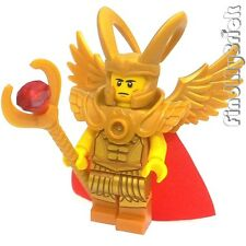 M644 Lego Archangel King Thunder God Roman Spartan Warrior Thor Minifigure NEW