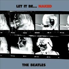 Let It Be...Naked - The Beatles 2003 Apple [USA] 2 CD set