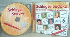SCHLAGER SUDOKU - mit ANDREA BERG, ROSS ANTONY, ANNA-MARIA ZIMMERMANN, uva