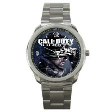 Call of Duty Ghosts Game Gaming Wrist Watches New