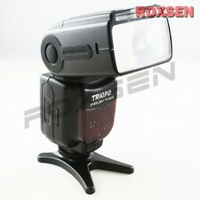 Triopo TR-960 II Flash Speedlite Universal Mount For Canon Nikon YN-560 II zoom