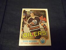 1981-82 OPC O-Pee_Chee #118 Mark Messier 2nd year Oilers - ex++