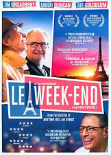 Le Week-End (DVD, 2014) FREE SHIPPING
