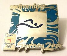 Pin Spilla Olimpiadi Sydney 2000 - Swimming