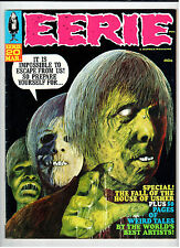 Warren Publishing EERIE #20 Mar 1969 vintage comic