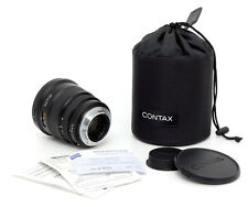 Contax Carl Zeiss N Vario-Sonnar 17-35mm F2.8 T* Lens. Filter. Case For Canon EF