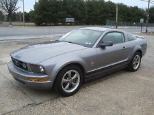 Ford: Mustang V6 Automatic Salvage Rebuildable