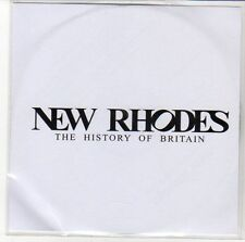 (EE403) New Rhodes, The History Of Britain - 2006 DJ CD