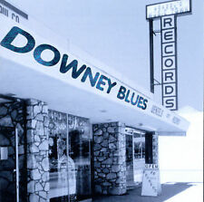 Downey Blues by Various Artists (CD, Nov-1997, Hightone Music Group) GREAT TRKS