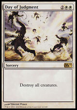 FOIL Giorno del Castigo - Day of Judgment MTG MAGIC 2011 M11 Italian