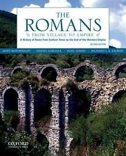 The Romans: From Village to Empire: A History of Rome from Earliest Times to the