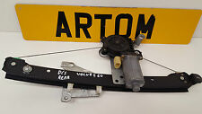 VOLVO S60 V70 2.4 D5 OS DRIVER SIDE REAR WINDOW MOTOR REGULATOR 119970XXX