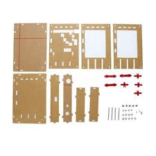Set of Acrylic DIY Case Cover Shell for DSO138 Oscilloscope Accessory CA Z1T3