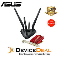 ASUS PCE-AC68 802.11ac Dual-band Wireless-AC1900 PCI-E Adapter