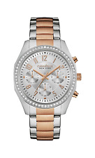 Caravelle by Bulova New York Ladies 45L148 Rose Gold Bracelet Watch NEW RRP£99