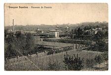 C003081   VENEGONO  SUPERIORE  panorama   da  ponente    VG  1916