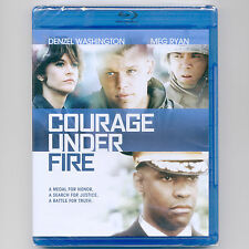 Courage Under Fire 1996 new Blu-ray Gulf War movie Denzel Washington, Meg Ryan