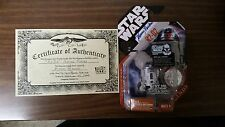 Star Wars R2 D2 Action Figure Signed by Kenny Baker with COA 2008