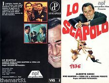 Lo scapolo (1955) VHS New Pentax  Video