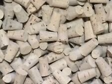 CORK STOPPERS SIZE #1  TAPERED (12 PCS)