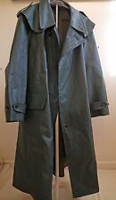 Men's Coat Swiss Army Motorcycle Small/Med Green