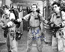 Ghostbusters signed Murray Aykroyd Ramis 8X10 photo picture poster autograph RP2