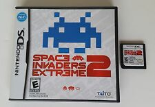 Space Invaders Extreme 2 IN CASE (Nintendo DS, 2009)