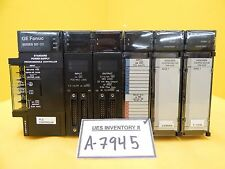 GE Fanuc Series 90-30 PLC 5-Slot Controller IC693CPU313V Used Working