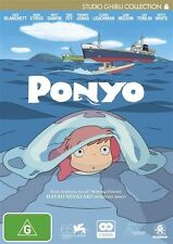 Ponyo Special Edition (2 Disc) - Tina Fey NEW R4 DVD