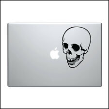 Decal per Macbook Pro Adesivo In Vinile portatile teschio air divertente mac 13