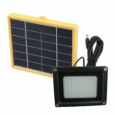 Solar Power 54 LED Night Light Garden Spotlight Waterproof Outdoor Flood Lamp