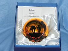 Caithness Glass Paperweight World War One Collection Heroes L15032 WW1 RARE