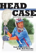 Head Case Lacrosse Goalie: Sports Fiction with a Winning Edge-ExLibrary