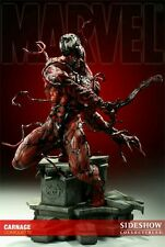 Sideshow Collectibles Carnage Comiquette Exclusive Statue NOT Venom Spider-Man