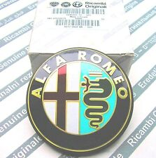 ALFA ROMEO 147 1.6 1.9 2.0 3.2 (05) GENUINE REAR EMBLEM avvio Badge 46822713