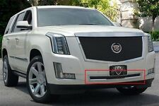 2015 Cadillac Escalade Classic Heavy Mesh Grille LOWER ONLY - Black Ice - E&G