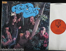 CLEAR LIGHT - Clear Light [Elektra] RARE STEREO UK 1st pressing EXCELLENT- LP